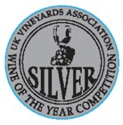 UK Vineyards Association - Wine of the Year, Silver